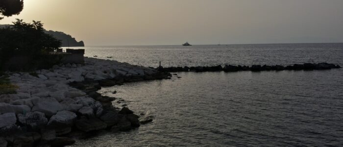 Tramonti sull'Isola d'Ischia