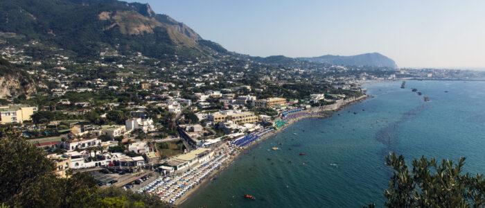Spiaggia di San Francesco a Forio