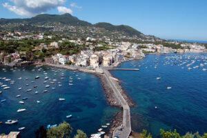 Ischia: Borgo di Ischia Ponte