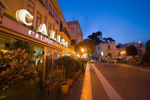 Casamicciola Terme: Bar Calise