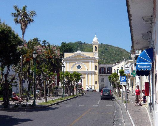 Barano d'Ischia: il centro