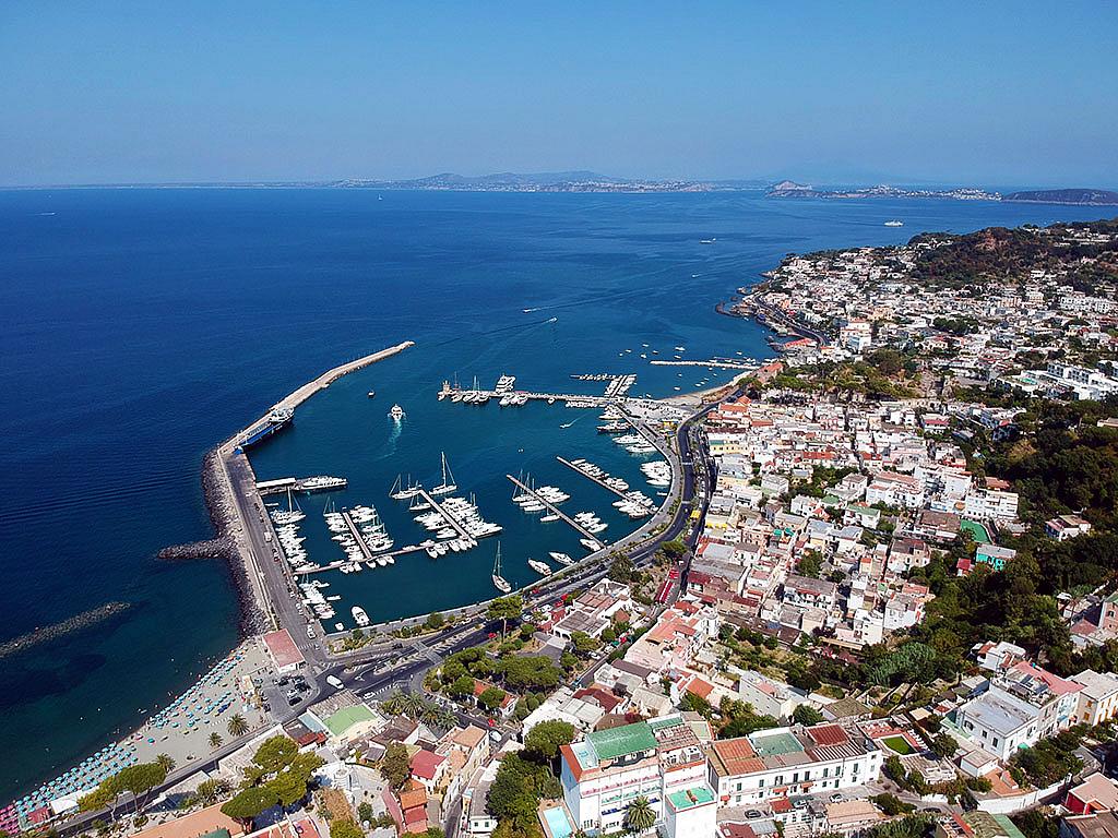 Casamicciola Terme: il porto