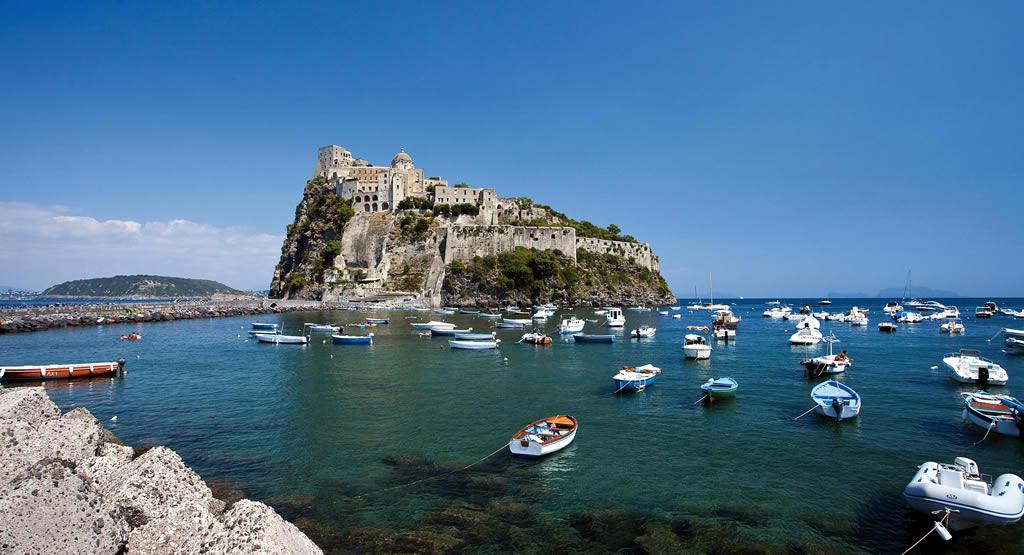 Ischia: Castello Aragonese