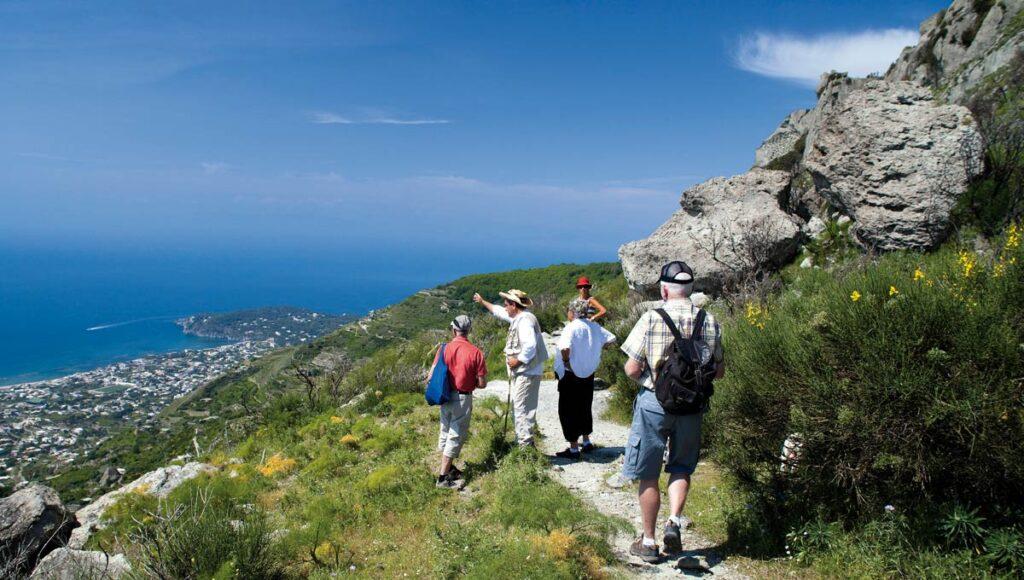 Escursioni a Ischia per il Monte Epomeo