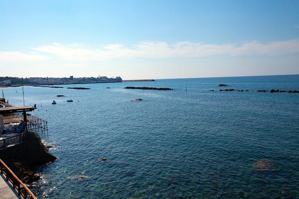 Mare a Forio d'Ischia