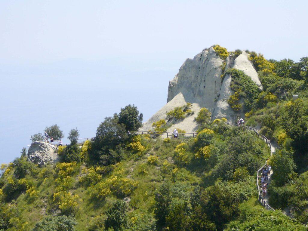 Monte Epomeo a Ischia