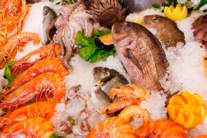 Pesce nella cucina Ischitana