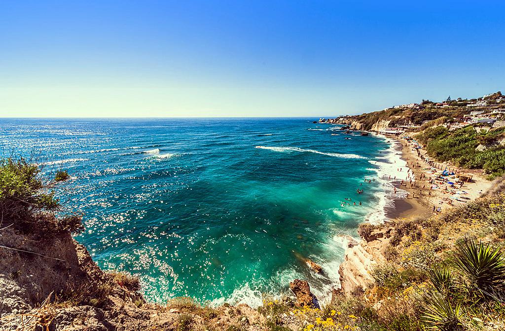 Forio d'Ischia: Spiaggia di Cava dell'Isola