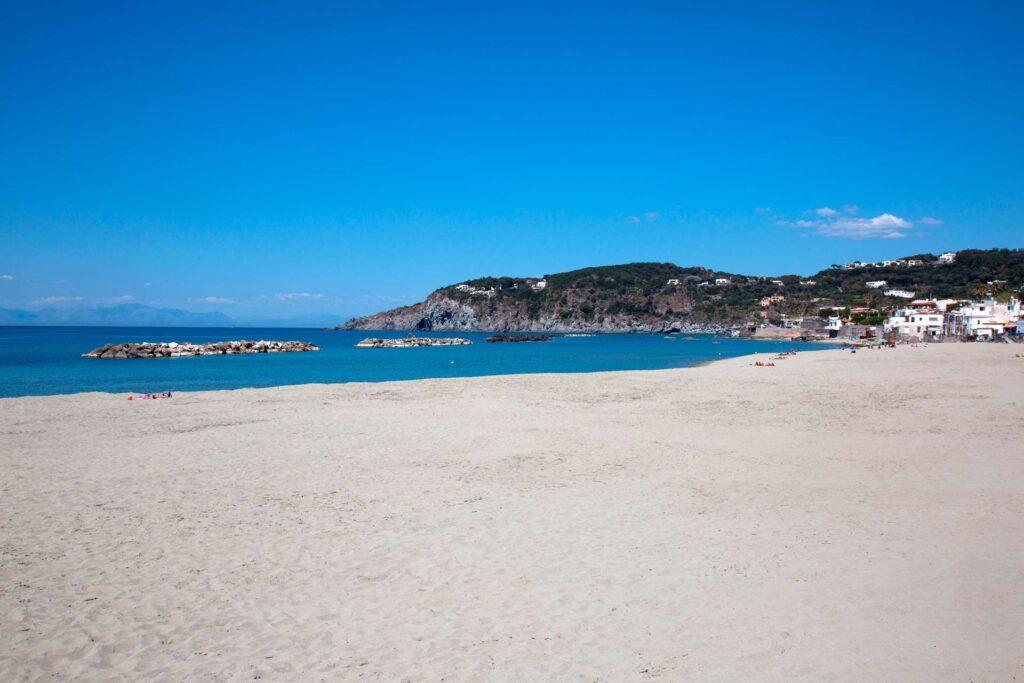 Spiaggia della Chiaia a Forio d'Ischia