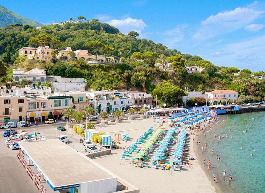 Casamicciola Terme: spiaggia