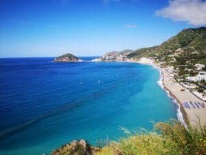 Spiaggia dei Maronti a Barano d'Ischia