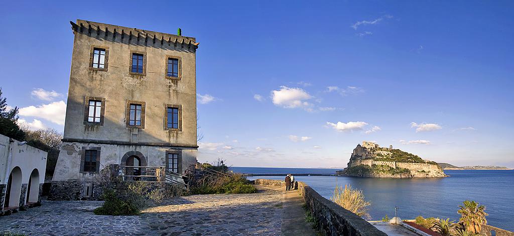 Ischia: Torre di Guevara