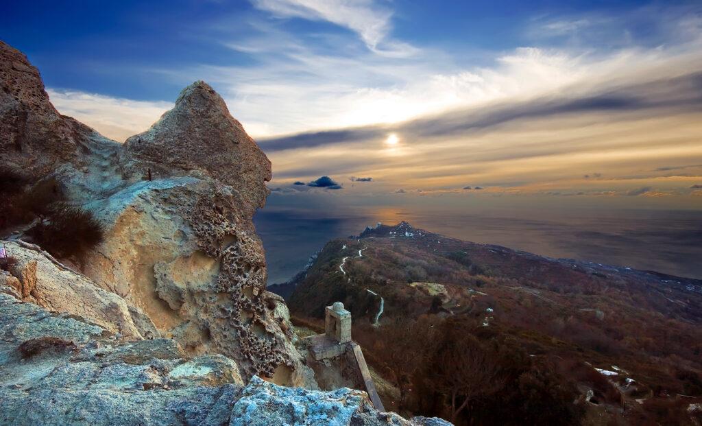 Tramonti dal Monte Epomeo